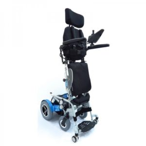 Electric wheelchair selection guidelines