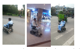 electric powered wheelchairs
