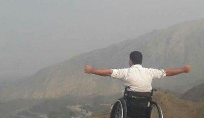 people in wheel chair