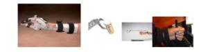 Quadriplegic tools: varieties available