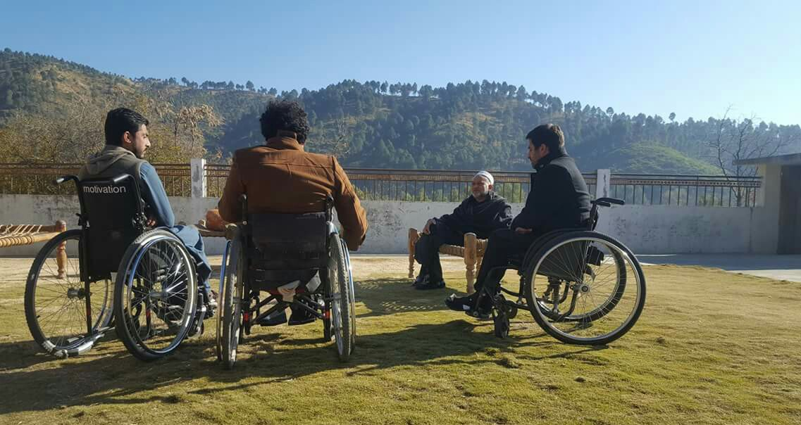 emotional setting after spinal cord injury