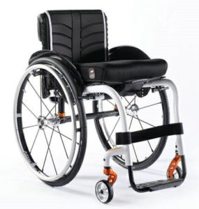 manual wheelchair type 4