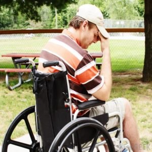 depression after spinal cord injury