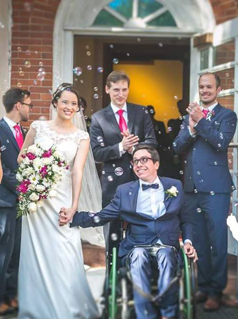 spinal injury marriages
