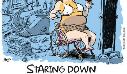 weight loss for wheelchair user